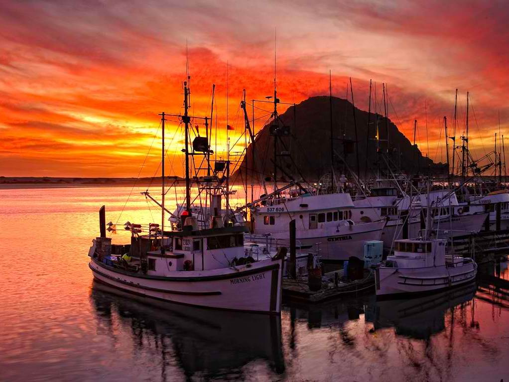cool-picture-free-gallery-California-Morro-Bay-HDR-howardignatius1